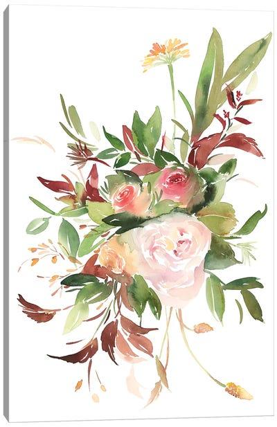 Amichevole Canvas Art Print