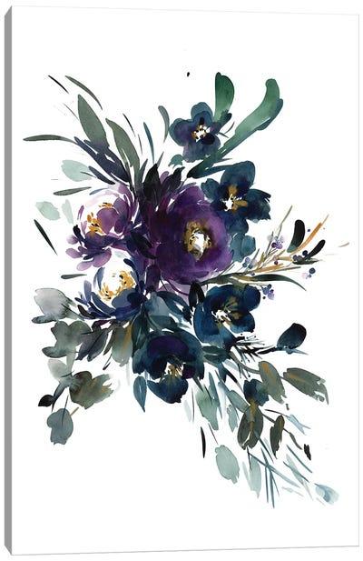 Notte Canvas Art Print
