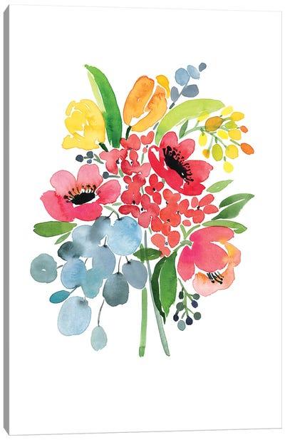Opera Rose Canvas Art Print
