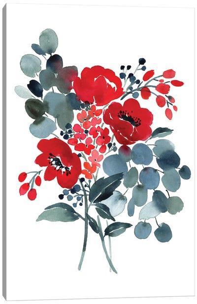 Ruby Canvas Art Print