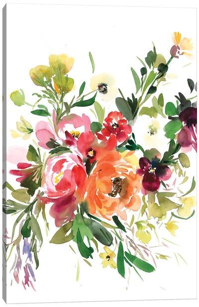 Soleggiato Canvas Art Print