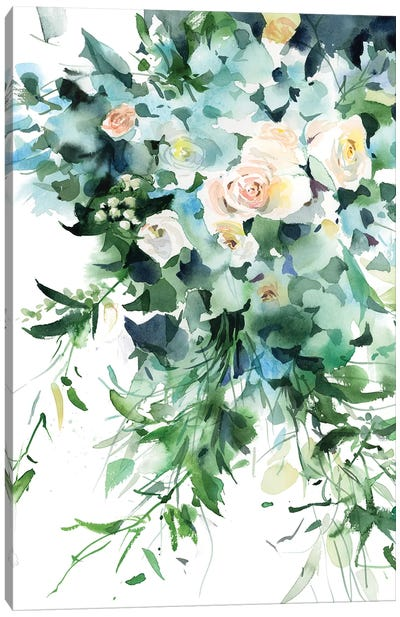 Vandela At Gunni Canvas Art Print