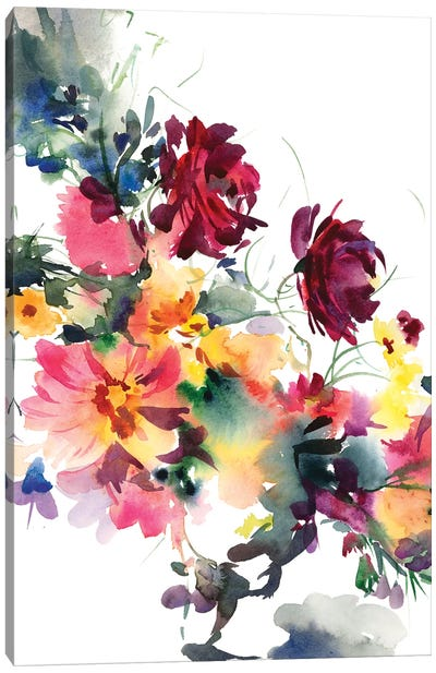 Awe Shuck Canvas Art Print