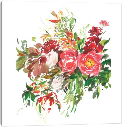 Vibrante Canvas Art Print
