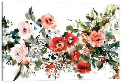Insieme per sempre Canvas Art Print