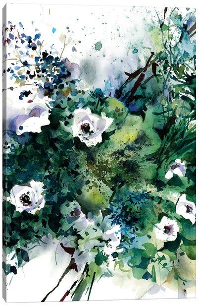 Risveglio Canvas Art Print