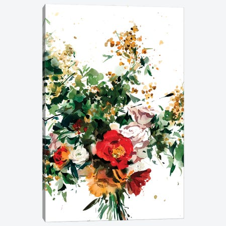 Umore autunnale Canvas Print #GOG90} by Gosia Gregorczyk Canvas Print