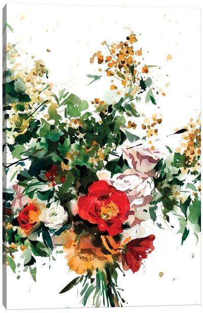 Umore autunnale Canvas Art Print