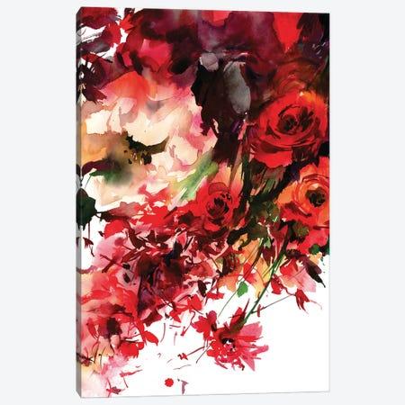 Blazing beauty Canvas Print #GOG91} by Gosia Gregorczyk Canvas Art Print