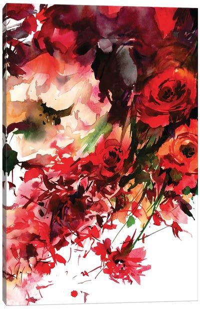 Blazing beauty Canvas Art Print