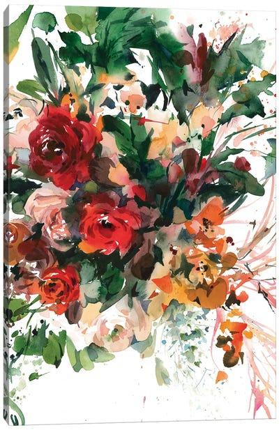 Allo Specchio Canvas Art Print