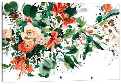 Contentezza Canvas Art Print