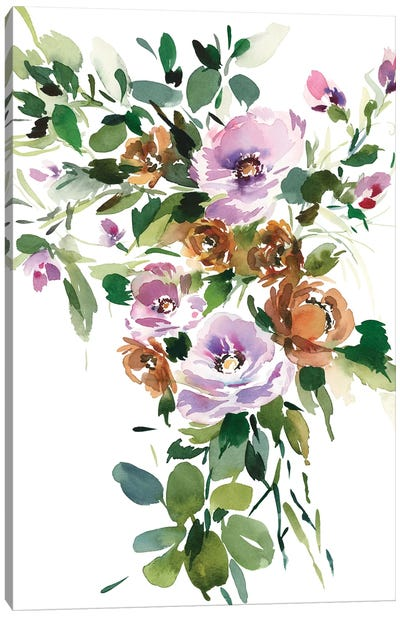 Bagnoregio Canvas Art Print