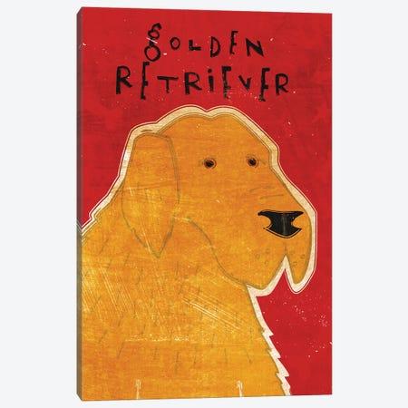 Golden Retriever Canvas Print #GOL106} by John Golden Canvas Wall Art