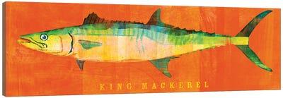 King Mackerel Canvas Art Print