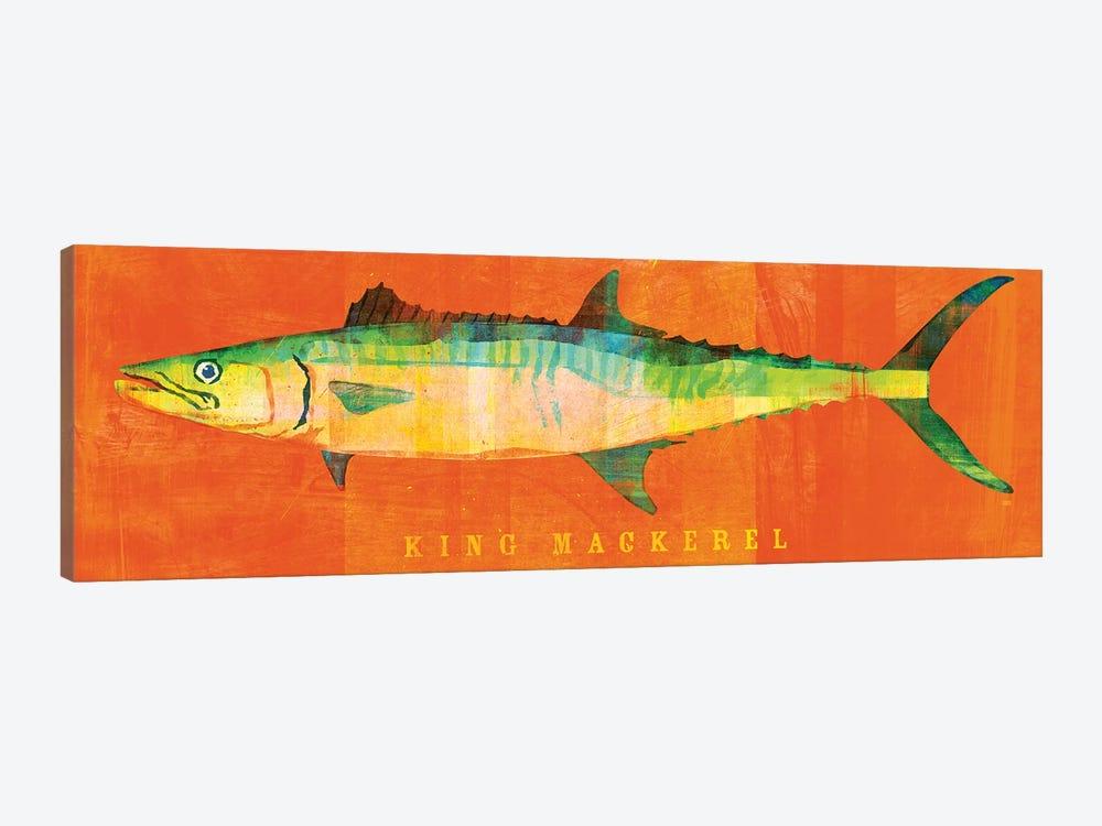 King Mackerel by John Golden 1-piece Canvas Art Print