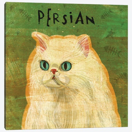 Persian Canvas Print #GOL197} by John Golden Canvas Print