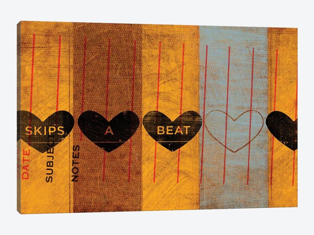 Skips A Beat by John Golden 1-piece Art Print