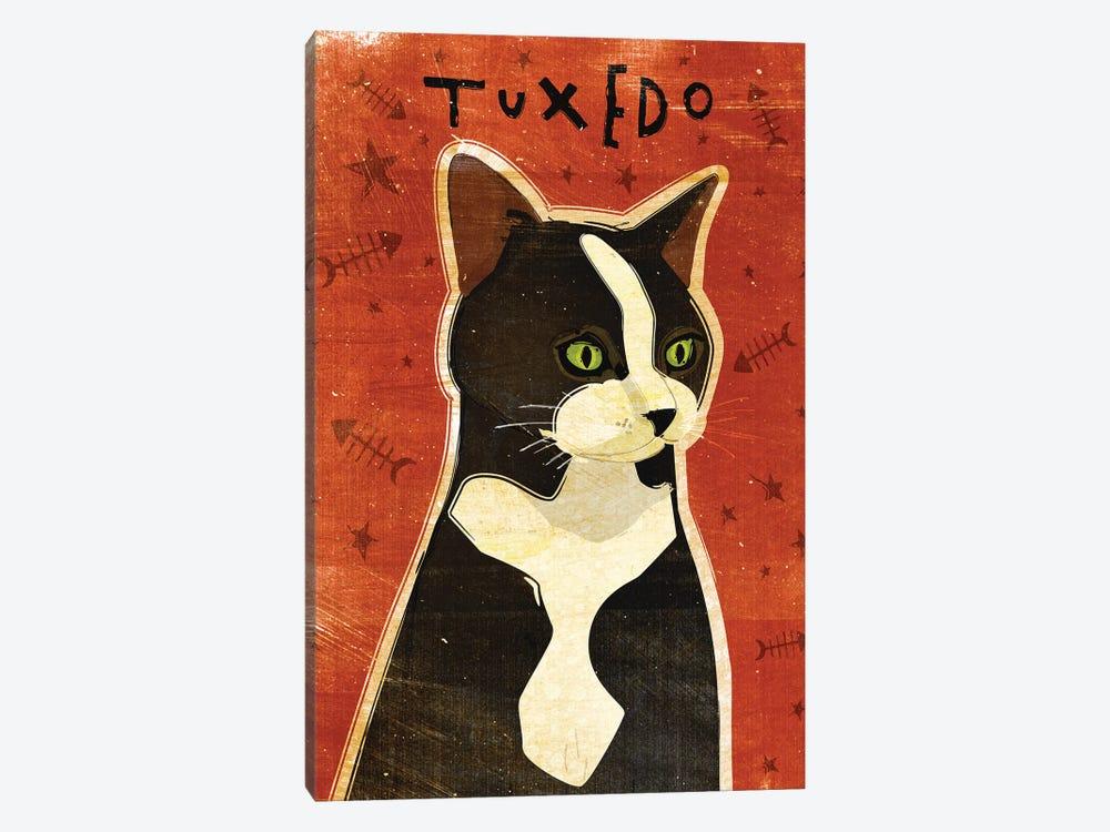 Tuxedo by John Golden 1-piece Canvas Artwork