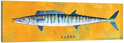 Waho Canvas Art Print
