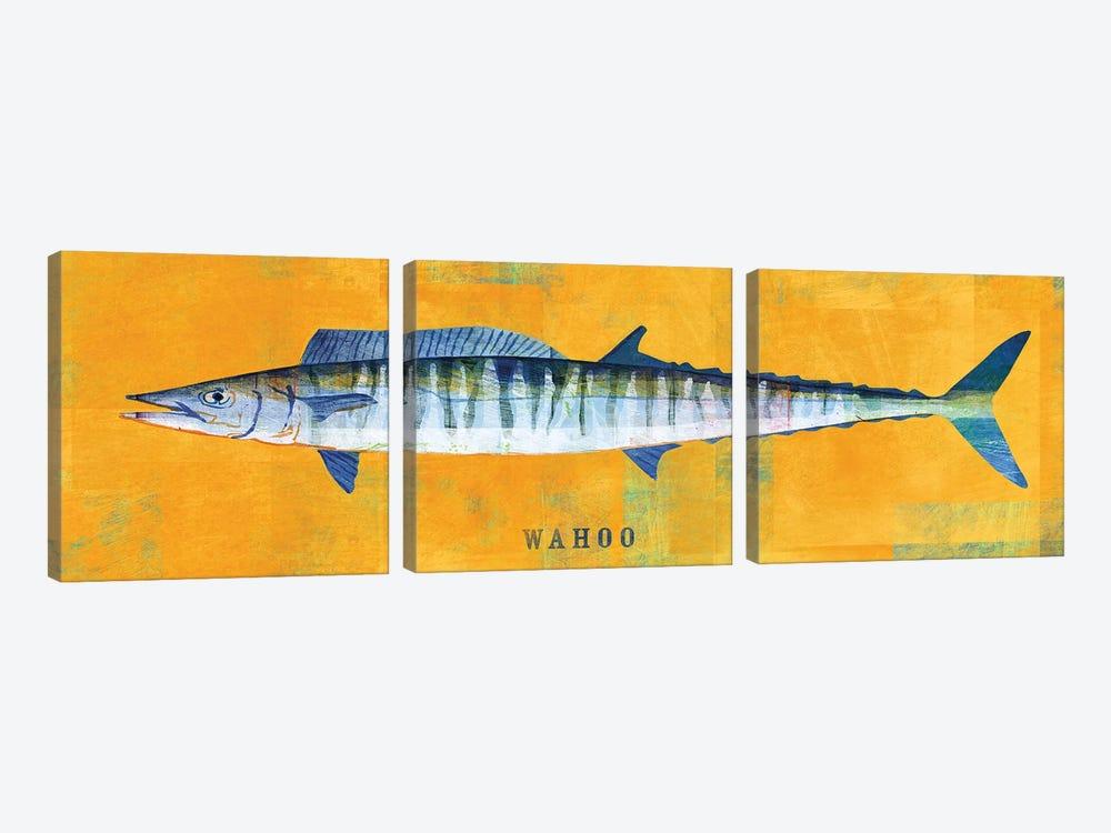 Waho by John Golden 3-piece Canvas Wall Art