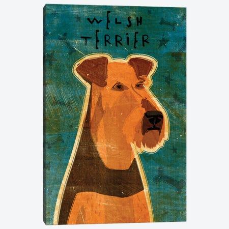 Welsh Terrier Canvas Print #GOL285} by John Golden Canvas Art Print