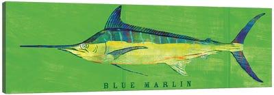 Blue Marlin Canvas Art Print