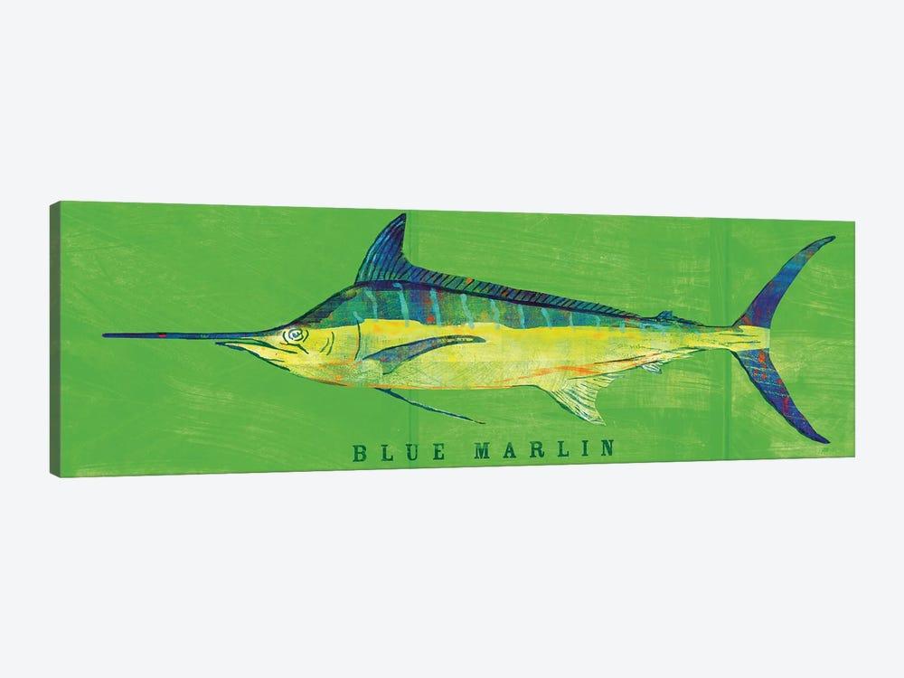 Blue Marlin by John Golden 1-piece Art Print