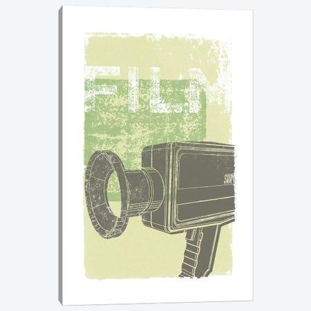 Film Canvas Print #GOL85} by John Golden Canvas Art
