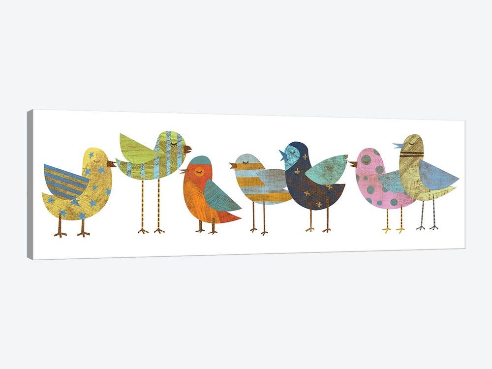 Flock I by John Golden 1-piece Canvas Print
