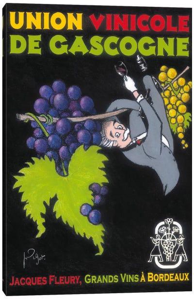 Les Raisins de Cana Canvas Art Print