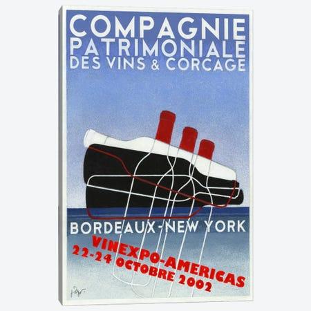 Transat Canvas Print #GOT24} by Jean-Pierre Got Canvas Wall Art
