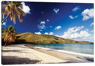 Magens Bay Morning, St. Thomas, US Virgin Islands Canvas Art Print