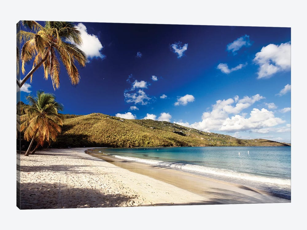 Magens Bay Morning, St. Thomas, US Virgin Islands by George Oze 1-piece Art Print
