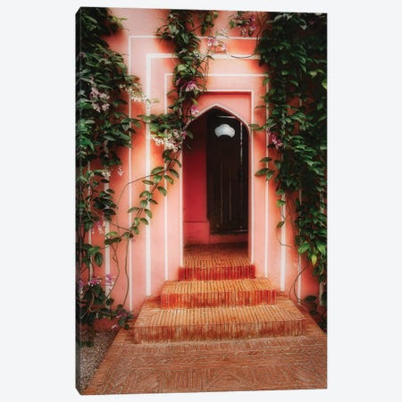 Garden Door, Indo-Persian Garden, Duke Farms, New Jersey Canvas Print #GOZ83} by George Oze Art Print