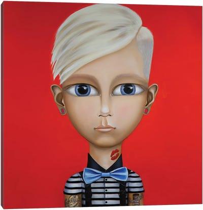 Andy Warhol Canvas Art Print