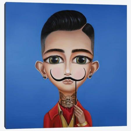 Salvador Dali Canvas Print #GPA23} by Gina Palmerin Canvas Print