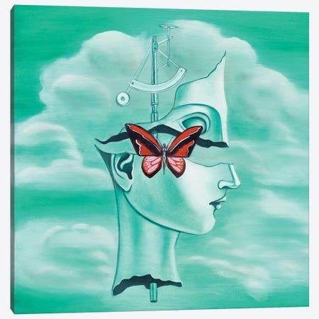 Transcendent Canvas Print #GPA27} by Gina Palmerin Canvas Artwork