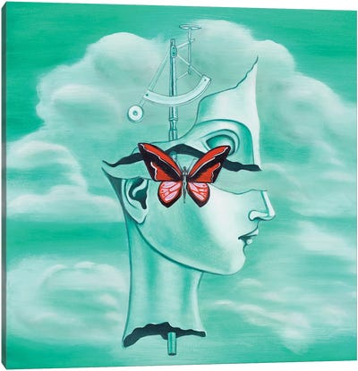 Transcendent Canvas Art Print
