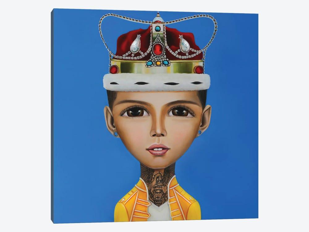 Freddie Mercury by Gina Palmerin 1-piece Art Print