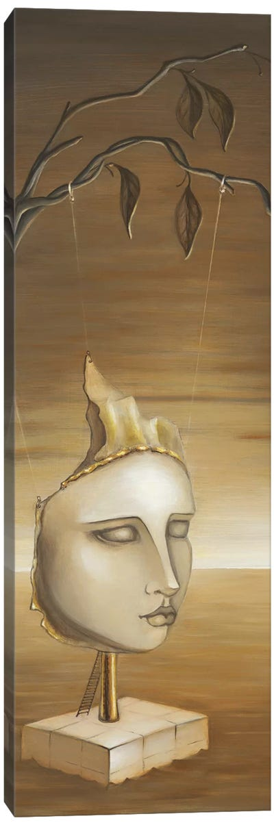 Ethos Within Canvas Art Print