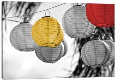 Lanterns Canvas Art Print