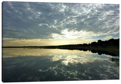 Reflections of the Sky Canvas Art Print