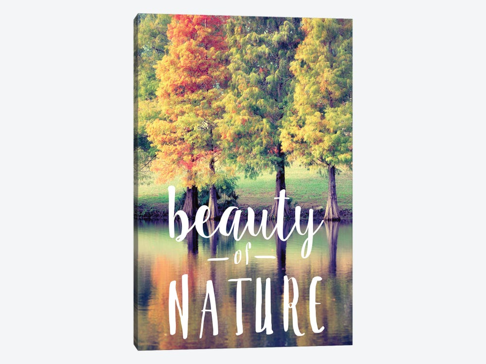 Beauty Of Nature by Gail Peck 1-piece Canvas Wall Art