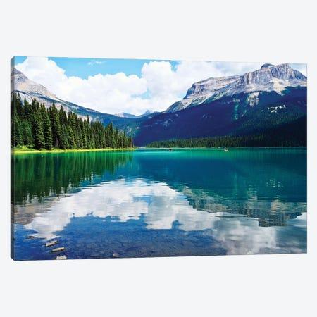 Clear Views Canvas Print #GPE46} by Gail Peck Canvas Artwork