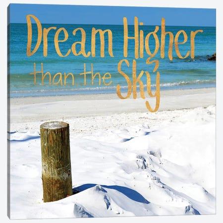 Dream High Canvas Print #GPE7} by Gail Peck Canvas Artwork