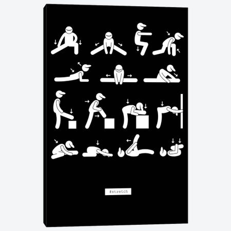 Workout Canvas Print #GPH102} by GraphINC Canvas Print