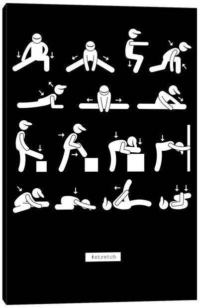 Workout Canvas Art Print