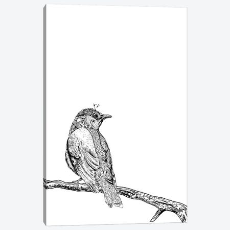 Bird 3-Piece Canvas #GPH11} by GraphINC Canvas Art Print