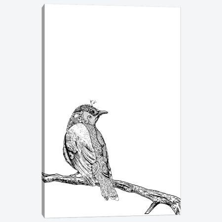 Bird Canvas Print #GPH11} by GraphINC Canvas Art Print